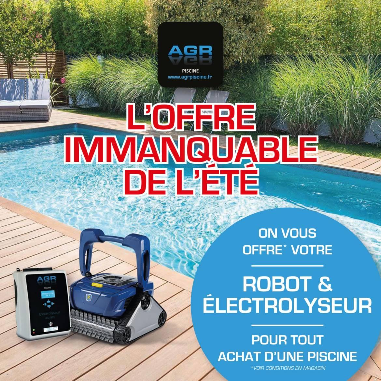 L'OFFRE IMMANQUABLE DE L'ÉTÉ